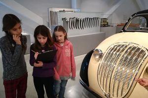 Technikworkshop im Schlossmuseum