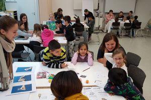 Ökolog Projekt Workshop in der PH OÖ