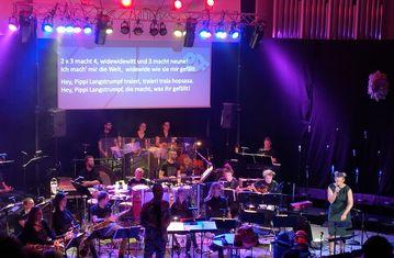Bigband-Konzert