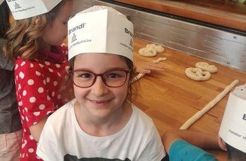 Besuch in der Bäckerei Brandl 2c