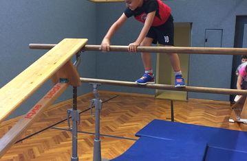 Eindrücke aus Bewegung und Sport