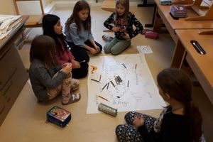 Projekt Buben und Mädchen