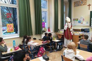 Besuch vom Nikolaus