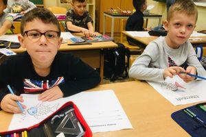 Erste Eindrücke in unseren Schulalltag