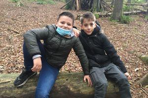 In der Waldschule