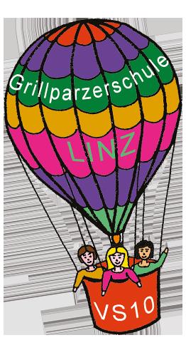 Logo Volksschule Grillparzerschule